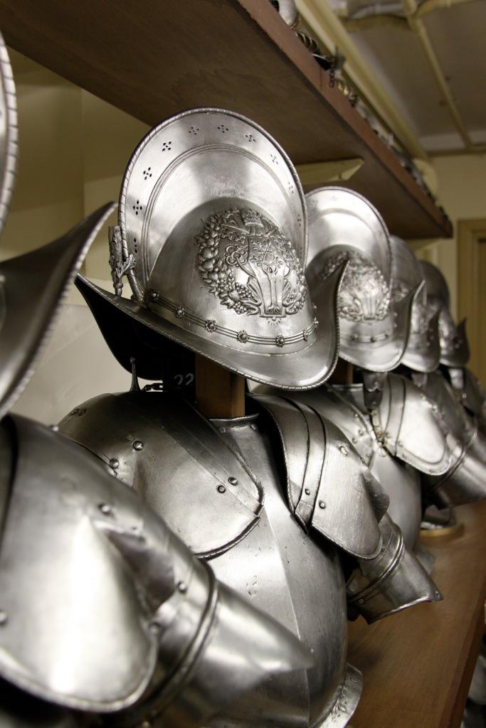 armor (own)