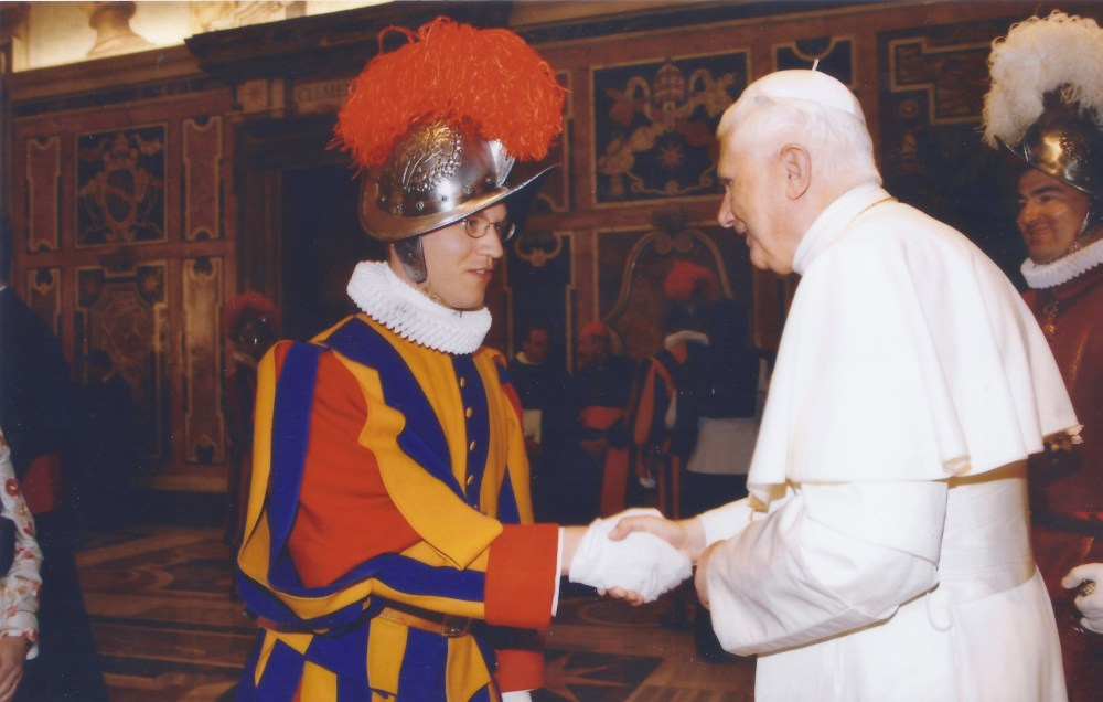 audience with pope2
